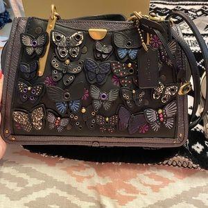 Coach Dreamer Butterfly Bag